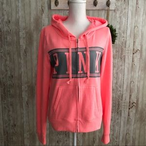Victoria Secret PINK • Zip Up Hoodie